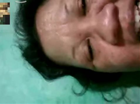 Indonesian - Video Call Bersama Mami Iroh Bbw Stw Chubby